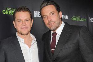 Tình cảm khắng khít của những ngôi sao Hollywood 'đồng môn'