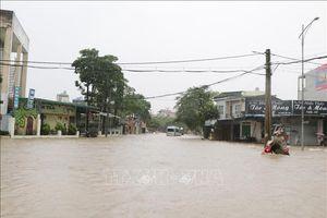 Thái Nguyên: Khẩn trương khắc phục hậu quả do mưa lớn diện rộng