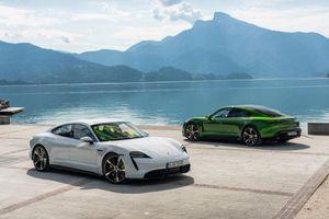Hé lộ giá bán Porsche Taycan tại Việt Nam, từ 5,720 tỷ đồng