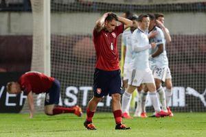 Filip Nguyễn dự bị trong trận thua 1-2 của CH Czech