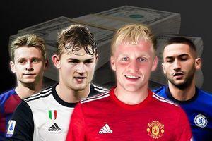 4 ngôi sao giúp Ajax lãi hơn 200 triệu euro