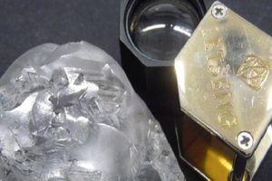 Viên kim cương siêu to khổng lồ, giá bán cao nhất nhì thế giới