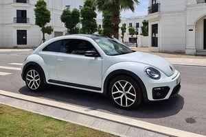 'Con bọ' Volkswagen Beetle Dune chạy lướt hơn 1,3 tỷ ở Hà Nội