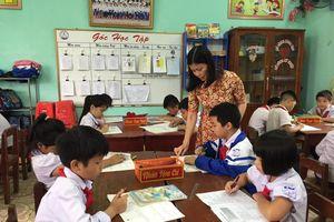 Đánh giá học sinh tiểu học theo Chương trình mới: Vì sự tiến bộ của học trò