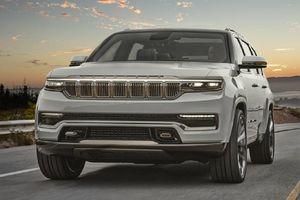 Jeep ra mắt Grand Wagoneer phiên bản mới