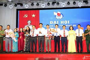 Đại hội Hội Nhà báo tỉnh Nghệ An lần thứ VIII, nhiệm kỳ 2020 - 2025 thành công tốt đẹp