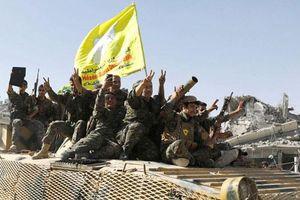 Nhiều tay súng thân Thổ Nhĩ Kỳ thiệt mạng dưới tay SDF