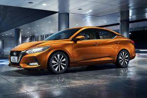 Nissan Sylphy 2020 mới sắp ra mắt có gì hot?