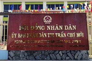 Tỉnh ủy An Giang kỷ luật hàng loạt cán bộ lãnh đạo huyện, thị có vi phạm