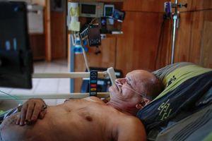 Người đàn ông Pháp muốn livestream cái chết đã chịu vào viện