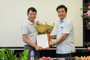 Bổ nhiệm Phó Tổng biên tập Tạp chí Luật sư Việt Nam