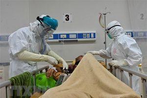 COVID-19: Gia tăng các vùng có nguy cơ lây nhiễm cao tại Indonesia