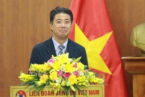 Giám đốc kỹ thuật VFF muốn cùng bóng đá Việt Nam vượt qua Nhật Bản