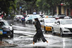 Nguy cơ lũ lụt lan rộng tại Đông Bắc Trung Quốc