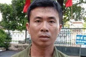 Khởi tố tài xế taxi dù đâm CSGT bị thương ở Bắc Giang