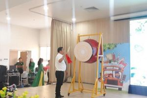 Khai giảng trường mầm non chuẩn quốc tế đầu tiên ở Kiên Giang