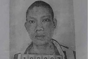Đã bắt được phạm nhân HIV phá còng bỏ trốn khỏi trại giam