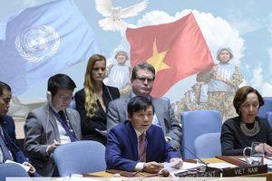 Việt Nam hiện diện ngày càng mạnh mẽ trên trường quốc tế