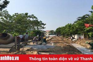 Xã Tiên Trang cơ bản hoàn thành 15/15 tiêu chí xây dựng xã đạt chuẩn nông thôn mới nâng cao