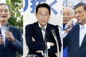 Bắt đầu cuộc đua kế nhiệm ông Abe Shinzo