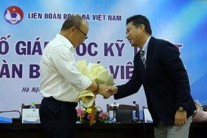 Giám đốc kỹ thuật VFF: Hài lòng được làm việc cùng Park Hang Seo, Troussier