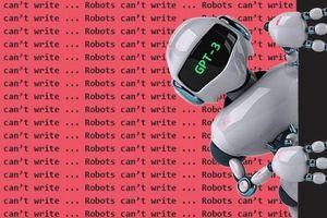 Robot GPT-3 nói về sứ mệnh 'chung sống' với nhân loại