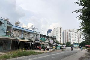 Chủ Tràm Chim resort lại bị phát hiện xây trái phép cả khu phố