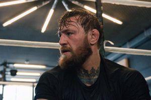 McGregor tập luyện trước tin thách đấu Nate Diaz