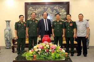 Phát huy truyền thống, xây dựng ngành Cơ yếu Việt Nam cách mạng, chính quy, tiến thẳng lên hiện đại