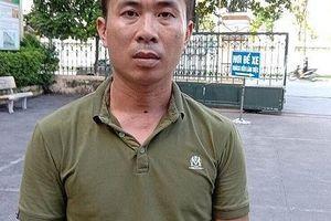 Khởi tố tài xế 'taxi dù' tông CSGT bị thương