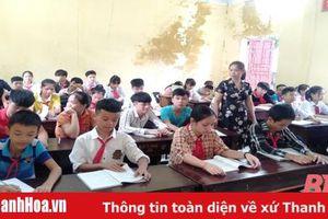 Người dân phản đối sáp nhập trường ở Nông Cống: Sẽ giữ lại 2 điểm trường Tiểu học ở mỗi xã