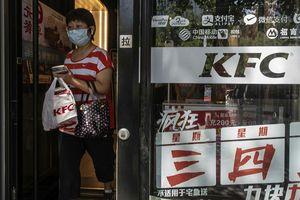 Điều hành KFC, Pizza Hut… nhưng Yum China vẫn không 'hot' khi IPO
