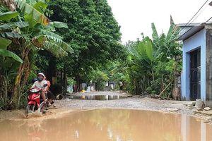 Thanh Hóa: Đường công vụ thành ao