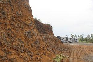 Buộc khôi phục nguyên trạng 1 ngọn đồi bị san ủi
