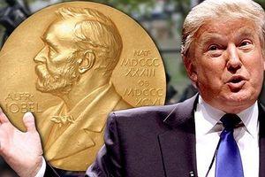 Ông Trump được đề cử Nobel hòa bình: Nhiều quan điểm...