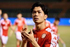 AFC Cup bị hủy, Công Phượng hết cơ hội trổ tài
