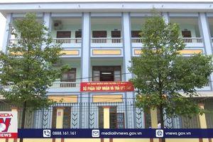 Huyện cuối của tỉnh Hà Nam về đích nông thôn mới