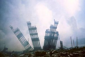 Khủng bố 11/9/2001 khiến New York hoang tàn, đại dịch COVID-19 năm 2020 làm New York vắng lặng