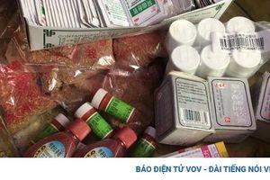 Ẩn họa từ việc mua bán thuốc chữa bệnh trôi nổi ở Sìn Hồ, Lai Châu