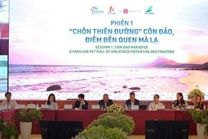 Giảm áp lực cho sân bay Tân Sơn Nhất khi có đường bay thẳng đến Côn Đảo