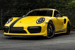 Porsche 911 Turbo S 850 mã lực từ Manhart, 'khắc tinh siêu xe'