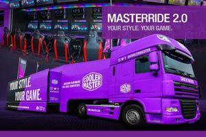 Quán net trên xe tải siêu dị là mơ ước của mọi game thủ