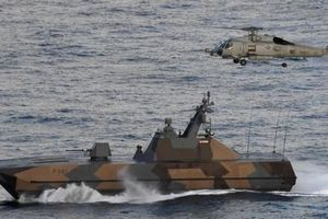 Na Uy nâng cấp các tàu hộ tống duyên hải lớp Skjold