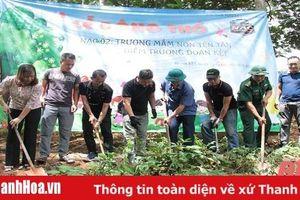 Khởi công xây dựng điểm trường mầm non Đoàn Kết (Mường Lát)