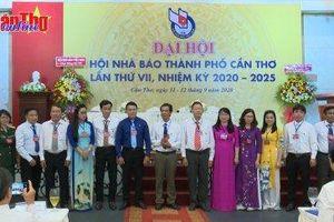 Hội Nhà báo TP Cần Thơ ra mắt Ban Chấp hành nhiệm kỳ mới
