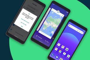 Hệ điều hành Android 11 Go ra mắt, cải thiện hơn 20% hiệu năng
