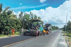 Đẩy nhanh tiến độ các dự án giao thông quan trọng khu vực Đồng bằng sông Cửu Long