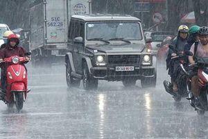 Dự báo thời tiết: Bắc bộ đón không khí lạnh, mưa giông dồn dập khắp nơi