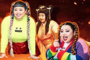 Nàng 'Điêu Thuyền 100kg' quyền lực nhất làng giải trí Nhật Bản
