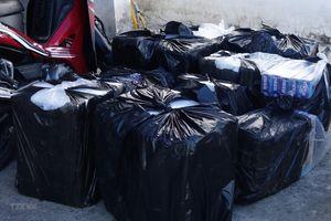 An Giang khởi tố 2 đối tượng buôn bán thuốc lá điếu nhập lậu